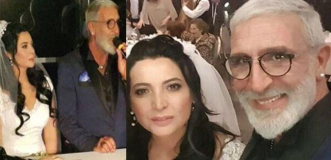 Cem Özer beşinci kez evlendi