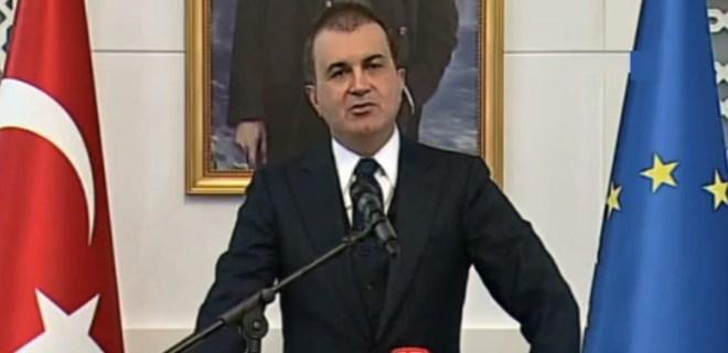 Türkiye'den AB'yi sarsacak açıklama!