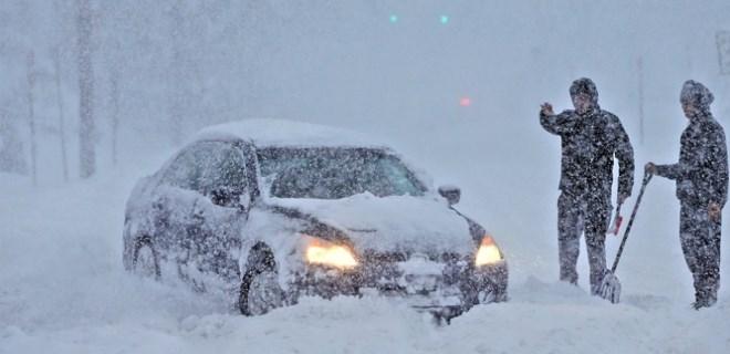 Meteoroloji'den 28 il için yoğun kar uyarısı!