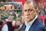 Fatih Terim'den 'villa' açıklaması!