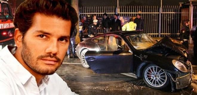 Rüzgar Çetin'in kaza yaptığı otomobil satışta