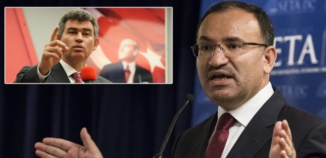 Bakan Bozdağ'dan Metin Feyzioğlu'na tepki!
