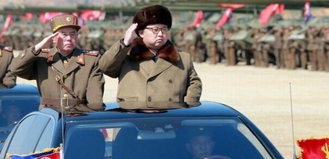Kuzey Kore, Amerika'nın sabrını taşırdı!