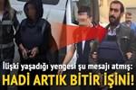 Diyarbakır'da kan donduran yasak aşk cinayeti!