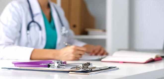 İki kadın doktorun kavgası karakolda bitti!..