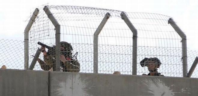 İsrail Ramallah'taki Ayrım Duvarı inşasını onayladı!