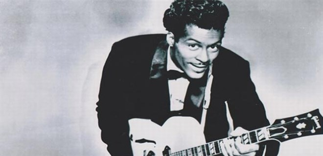 Chuck Berry hayatını kaybetti