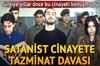 Satanist cinayete 22 bin TL tazminat!