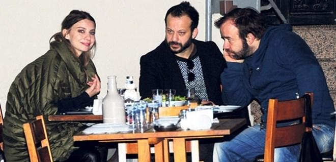 Tuba Ünsal ve Rıza Kocaoğlu'nun 7 saat süren yemeği