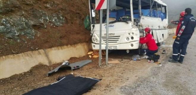 Balıkesir'de korkunç trafik kazası!..