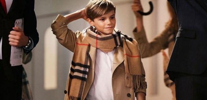 Beckham çifti oğullarına bulaşıkçılık yaptıracak