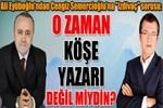 Ali Eyüboğlu'ndan Cengiz Semercioğlu'na