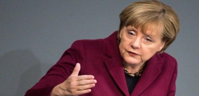 Almanya ile ipler gitgide geriliyor...