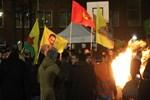 Hollanda, terör örgütü PKK'nın gösterisine izin verdi