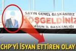Samsun'da CHP'yi isyan ettiren saldırı!