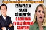 Cengiz Semercioğlu'ndan Esra Erol'un 'kapak'ına yanıt!