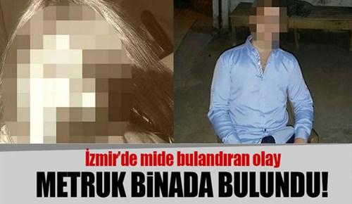 İzmir'de mide bulandıran olay!..