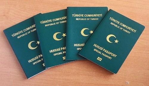 Yeşil pasaportta flaş gelişme!