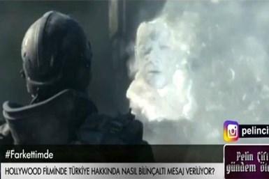 Spectral filminde olay görüntü!