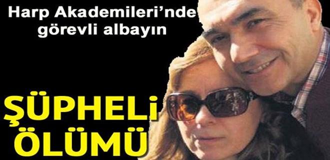 Harp Akademileri Komutanlığı'nda görevli albayın şüpheli ölümü!