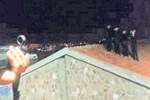 6 mahkum çatıda yakalandı!