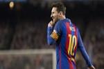 Messi'nin cezası unutuldu!