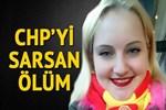 CHP'yi sarsan ani ölüm!