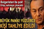 Serdar Ortaç'ın Bulgaristan konserinde şok bomba ihbarı!