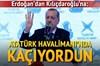 Cumhurbaşkanı Recep Tayyip Erdoğan, Abdi İpekçi Spor Salonu'nda düzenlenen 4.TÜGVA Gençlik...