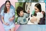 Pelin Karahan ikinci kez anne oldu!