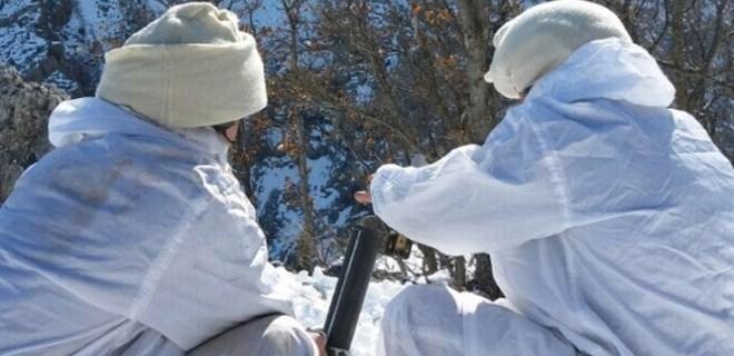 Ağrı'da PKK'ya ağır darbe!..
