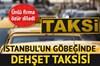 İstanbul Bakırköy'de iki genç, mobil uygulama üzerinden çağırdıkları takside, tam anlamı ile...