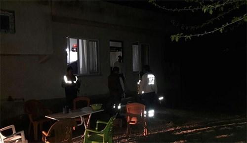 Adana'da bir eve silahlı saldırı!...