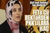 FETÖ'nün Dicle Üniversitesi'ndeki yapılanmasıyla ilgili iddianamede gizli tanığın ifadeleri kan...