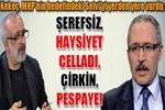 Ahmet Kekeç Abdülkadir Selvi'yi yerden yere vurdu!