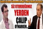 Güneş'in Yayın Yönetmeni ile AKP'li vekil Twitter'da kapıştı!