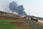 Suriye rejimine ait uçak Hatay'a düştü