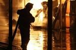 Kocaeli'ndeki bir fabrikada büyük yangın!