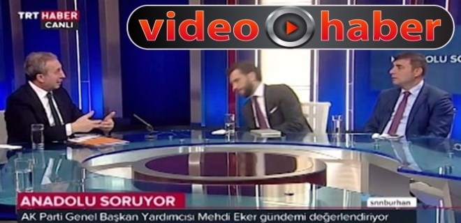 TRT canlı yayınında baygınlık geçirdi!