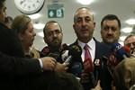 Çavuşoğlu'ndan Almanya'nın skandal kararıyla ilgili açıklama