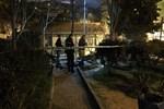 Üsküdar'da bir parkta erkek cesedi bulundu!