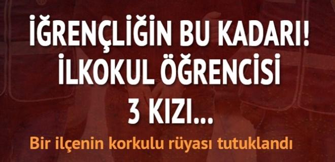 İzmir'de iğrenç çocuk istismarı!