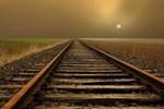Tren raylarında büyük bir trajedi yaşandı!