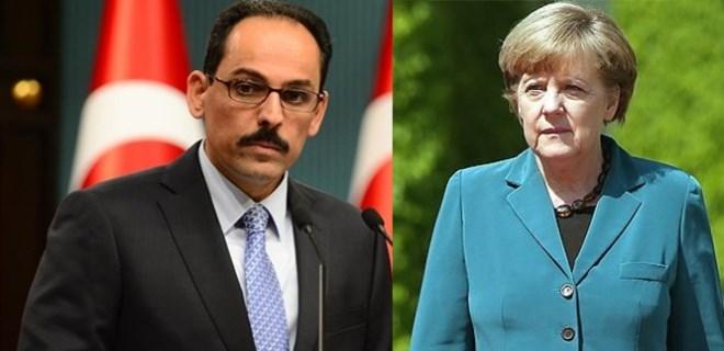 Angela Merkel'den flaş Türkiye açıklaması!