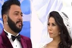 Caner Toygar Esra Erol'da evlendi