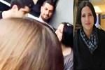 Zehra Çilingiroğlu sevgilisiyle partide sobelendi!
