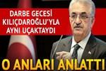 Hayati Yazıcı, o gece uçakta Kılıçdaroğlu ile yaşadıklarını anlattı