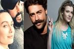 Sarp Levendoğlu ve Derya Şensoy'dan olay paylaşımlar!