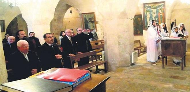 Hristiyan vatandaşlar Paskalya'yı kutladı