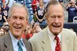 Eski başkan Bush hastaneye kaldırıldı!